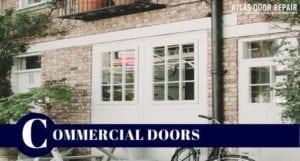 Commercial Door Repair Lombard