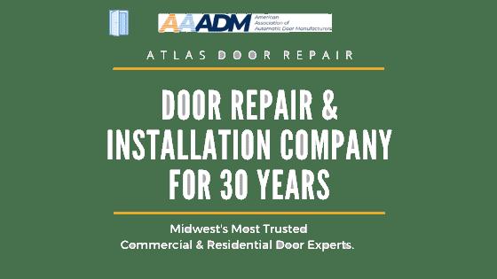 commercial door repair chicago